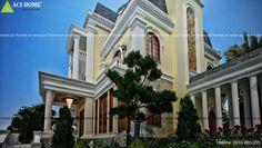 Biệt thự cổ điển 3 tầng tại Quảng Ninh