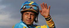 VICTOR ESPINOZAAmerican Pharoah's Jockey To Donate Belmont Stakes Winnings To Cancer Research Center