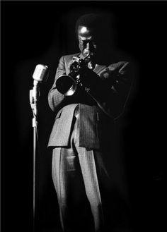 Barrie Wentzell   Miles Davis