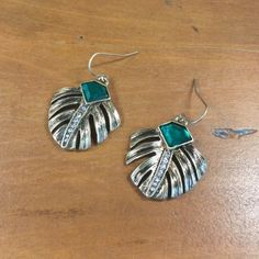 Statement Earrings Adorable lead design for the perfect day to night look. Hypoallergenic, lead and nickel free. Ocean Jewelers Jewelry