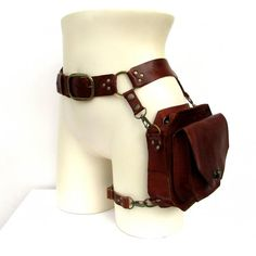 Good Cost-Free bags material products Tips , , Rust Brown and Antique Brass Large Hip Holster Bag Hengying Canvas Mini Cross Body Phone Bag Universal Mobile Phone Pouch Purse with Wrist Strap for Women Girls Children for iPhone Custom tote. Leather Utility Belt, Leather Fanny Pack, Leather Holster, Tan Leather, Mode Steampunk, Steampunk Belt, Steampunk Clothing, Steampunk Necklace, Mode Kawaii