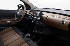 Citroen C4 Cactus Interior - Car Body Design