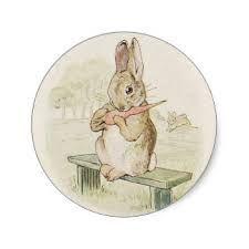Resultado de imagen para stickers rabbits pinterest