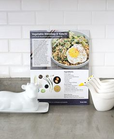 Making Bibimbap At Home With Blue Apron
