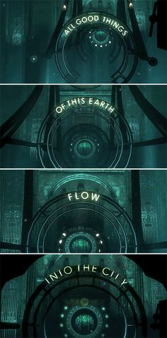 Welcome to Rapture. #bioshock