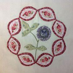 Stonefields quilt van Susan Smith gemaakt door Leona gevonden op http://www.precioustime.typepad.com