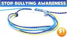 stop bullying awareness $5 grabbed me one