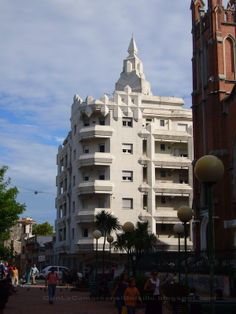 Edificio San Felipe y Santiago - Montevideo - Uruguay