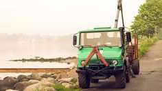 Wonderfully #clean old Unimog at the #Kitzeberg #beach  #Kiel #Germany #vehicle #machine #outdoors #truck #soil #industry #heavy #travel #traveling #visiting #instatravel #instago #road #wheel #water #landscape #sky #environment #summer #tractor #machinery #fog #unimog #oldtimer #forestry http://tipsrazzi.com/ipost/1519021415332272751/?code=BUUpe3bF1pv
