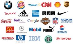 Famous Company Logos & How these famous companies got their names?