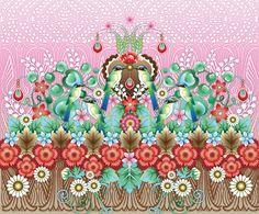 Barranquero Mural mural by Paper Moon