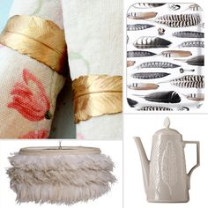 Feathered Finds For the Home