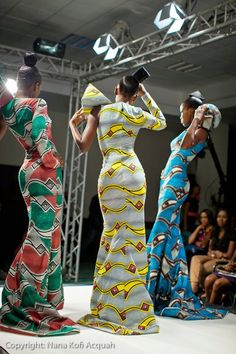 Its African inspired. Vlisco prints ~African Prints, African women dresses, African fashion styles, african clothing