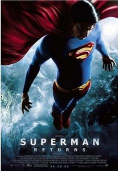 Superman Returns (2006). With Brandon Routh, Kevin Spacey and Kate Bosworth. Lex Luthor builds a continent made of Kryptonian rock off the coast of California.