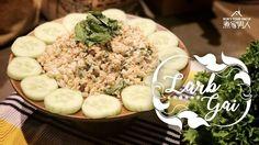 泰式雞肉沙律 Larb Gai