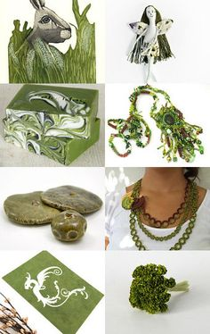 Let's Go Green    by Gilberto Vavalà on Etsy--Pinned with TreasuryPin.com