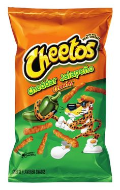Cheetos Jalapeno Cheddar, 9 Ounce