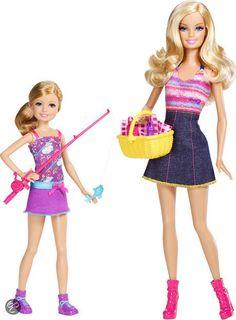 Barbie's Hengelavontuur