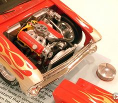 Fuelish Spectator photos: Various Drag Models Cars - Model Cars Kits, Kit Cars, Car Kits, Jdm Engines, Rc Car Bodies, Chevy Models, Model Cars Building, Hobby Cars, Truck Scales