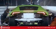 Thợ Nga thông nòng công suất siêu xe Lamborghini Huracan lên 1.439 mã lực
