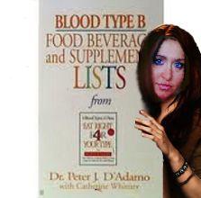 I Explain the Blood type B book: http://www.bodyhealingclub.com/