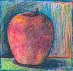 Apple Drawing