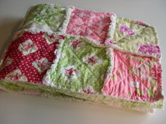 Rag Quilt. I love them all