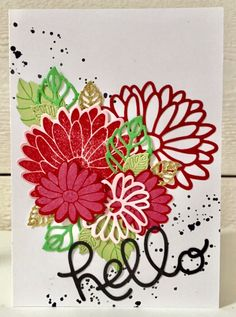 Color Pallets, Stamping Up, Your Cards, Dutch, Catalog, Card Making, Create, Spring, Garden
