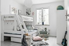 Kids room scandinavian style
