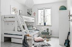 Kids room scandinavian style