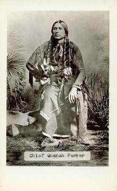 Quanah Parker | www.American-Tribes.com