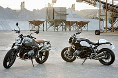 BMW R Nine T Scrambler: Retro-Bike auf Stollen - AUTO MOTOR UND SPORT