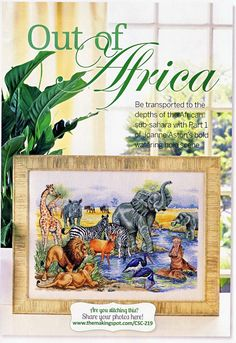 out of africa 1/12