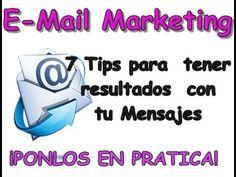 7 Consejos Útiles para Tener Resultados con   Email Marketing!  Sigue estos consejos efectivos para que puedas conseguir más clientes y prospectos para tu Negocio!
