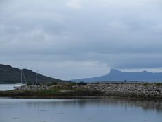 Eigg, from Arisaig