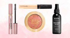 The Makeup You Need to Hide Your Hangover Makeup You Need, Makeup Must Haves, Margarita On The Rocks, Cranberry Vodka, Baked Blush, Beauty Hacks, Beauty Tips, Simple Makeup, Makeup Yourself