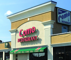 The Como Restaurant is one of Niagara Falls longest traditions of great Italian food! Located in the heart of Little Italy, Niagara Falls USA!
