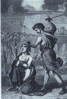 Santos, Beatos, Veneráveis e Servos de Deus: SANTA LUCRÉCIA DE MÉRIDA, Virgem e Mártir