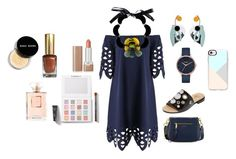 """""""#0362#"""" by uchi7 ❤ liked on Polyvore featuring Marni, Nixon, Toga, Marc Jacobs, LORAC, Chanel, Bobbi Brown Cosmetics and Casetify"""