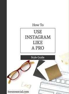 Use Instagram Like a Pro