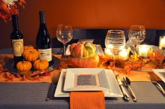 "Photo 1 of 16: Thanksgiving / Thanksgiving/Fall ""Thanksgiving in a Modern Hue"" 