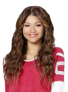 Zendaya as KC Cooper from the television sitcom KC Undercover