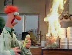 Beaker Fire