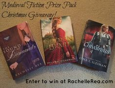 Enter to win The Sound of Diamonds by @RachelleRea, The Golden Braid by @dickerson3046, and Chivalrous by @dinasleiman