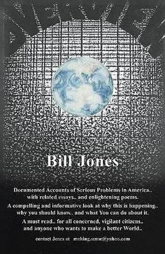 """Overview"" - Do Ethics & Politics Mix? It's Time for Real Changes in America by Bill Jones"
