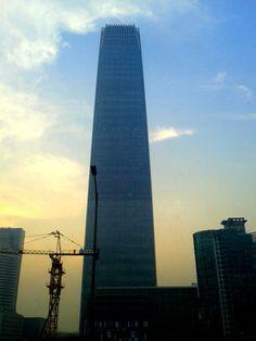 Skyscrapers Beijing