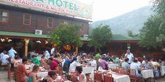 İnce Düşünceli Otel : Olympos Divasa…