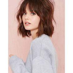 Fabulous Haircut With Bangs (40)
