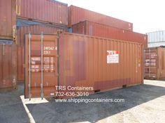 Container Marítimo fuera de servicio - Se observa que Información de Navieras se ha borrado.