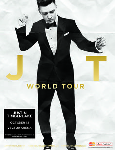 The black and white mixed with the gold on the font is absolutely perfect Justin Timberlake Tour, Tour Posters, Movie Posters, Jessica Biel, New Shows, Touring, Shit Happens, Black And White, Iceland